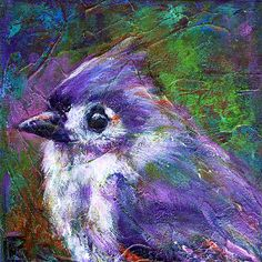 Little bird - a reason to be cheerful :)