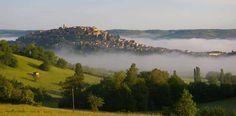Cordes-sur-Ciel, Southern France
