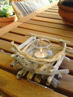 100+ υπέροχες κατασκευές με θαλασσόξυλα! - OlaSimera