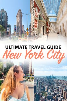 Everything you need to know before visiting NewYork NewYorkCity including travel tips, things to do, where to stay, getting around, and attraction passes. Cool Places To Visit, Places To Travel, Travel Destinations, Travel Guides, Travel Tips, Travel Advice, New York City Travel, Florida, Road Trip Usa