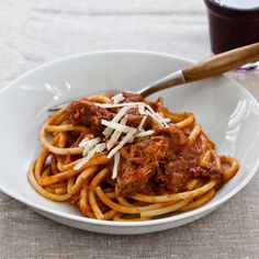 """Have an Italian palate but don't exactly have the time on Sunday like an Italian grandma? """"Cheat"""" with this recipeand your slow cooker.   Italian-Am..."""
