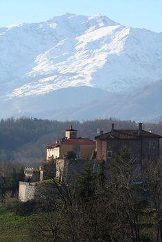 Valdengo Castle, Biella, Piedmont, Italy