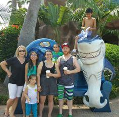 June 2016 - Kayla and Craig visit