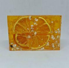 Orange blossom scented soap bar by Heaven Senses. by HeavenSenses on Etsy