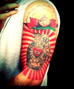 badass grenade tattoo