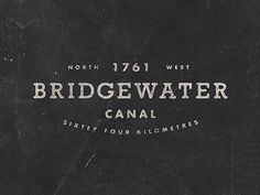 Canals of England   Olly Sorsby Design Co.