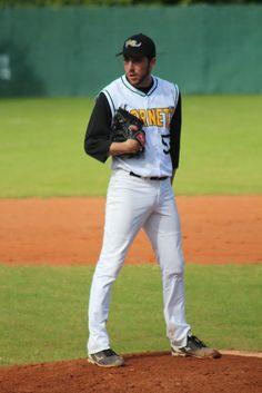 Matt Broder - Bad Homburg Hornets. Germany 2014 Homburg, Baseball Players, Germany, Sports, Fashion, Hs Sports, Moda, Fashion Styles, Sport