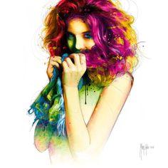 Patrice Murciano Murciano Art, Patrice Murciano, We Are Best Friends, Michel, French Artists, Pop Art, Dreadlocks, Wonder Woman, Disney Princess