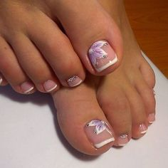 Nail Art Designs Videos, Toe Nail Designs, Sexy Toes, Toe Nails, All The Colors, Body Art, Manicure, Hair Styles, Beauty