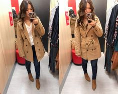 Looking for some new affordable fall pieces? Target is killing it in the sweaters, cardigans, and shoe selection right now and Sandy tries them on for you! Grunge Fashion, Urban Fashion, Boho Grunge, Women's Fashion, Target Style Fall, Womens Fashion Online, Types Of Fashion Styles, Fashion Brands, Fashion Bloggers
