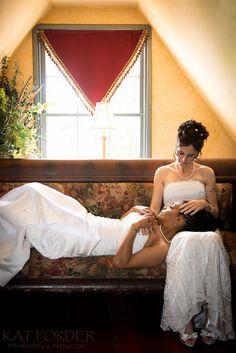 Maryland LGBT wedding photographer