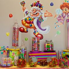 candyland decorations | Top 5 Decoration For A Birthday Party - Unique Ideas For A Birthday ...