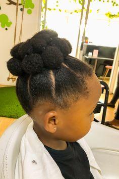 Natural Braided Hairstyles, Natural Hair Braids, Twist Braid Hairstyles, Natural Hairstyles For Kids, Braids For Black Hair, Hair Twist Styles, Curly Hair Styles, Natural Hair Styles, Cute Little Girl Hairstyles