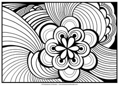 Abstract Coloring Pages at www.freelargeimages.com on Google Search