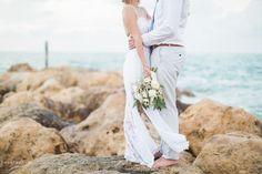 South Seas Wedding, Captiva Island,   Photography by Hunter Ryan Photo #beachwedding