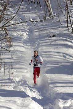 Mad About Winter - Double race report from the Mad Trapper snowshoe race series. Snowshoe, Running Quotes, Mad, Racing, Winter, Lace, Run Quotes