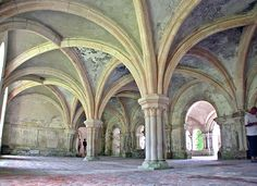 Cistercian Abbey of Fontenay, a UNESCO World Heritage site