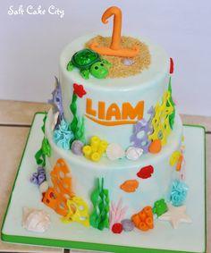Tremendous 109 Best Salt Cake City Birthday Cakes Images Cake Celebration Funny Birthday Cards Online Drosicarndamsfinfo