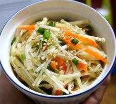 피로회복에 좋은 음식 팽이버섯 대파 말이 한정식 집 맛 그대로!! Bulgogi, Vegetable Seasoning, Korean Food, Cabbage, Food And Drink, Rolls, Pork, Vegetables, Cooking