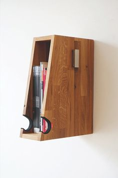 BERLIN wooden bicycle shelf / rack / bicycle by OONAstudio on Etsy