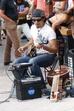 Multi-instrumental
