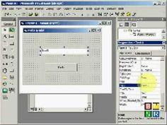 Learning Visual Basic 6 Programming: Lesson 1