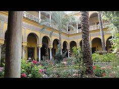 PALACIO DE LAS DUEÑAS - Sevilla (España) - YouTube