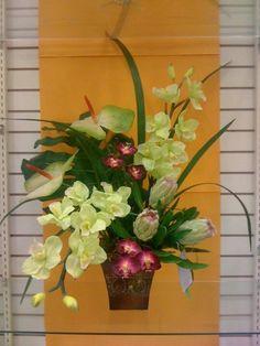 Flower Arranging: Tropical