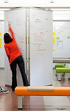 11 Ways You Can Make Your Space as Collaborative as the Stanford d.school | Fast Company | Business + Innovation