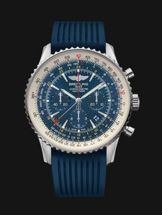 New - Breitling Navitimer GMT - Pilot's travel chronograph