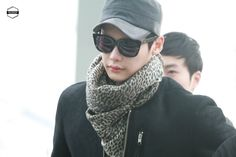 Lee Jong Suk @ Incheon Airport to Budapest: 140304