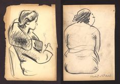 Marc Simont's Sketchbooks