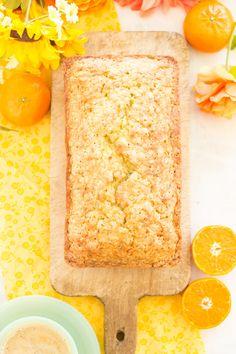 Orange Zucchini Bread with Orange Glaze! Intensely moist, sticky sweet orange zucchini bread with a fresh orange glaze! Orange Zucchini Bread Recipe, Zucchini Banana Bread, Zucchini Bread Recipes, Zucchini Cake, Scones, Orange Glaze Recipes, Marmalade Recipe, Italian Cream Cakes, Cafe Food