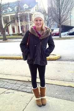 FASHIONISTA SPOTLIGHT: Caroline Finnegan   College Fashionista