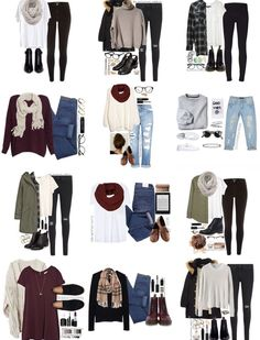 Cute outfits for school, cute teen outfits, outfits for teens, pretty o Cute Teen Outfits, Cute Outfits For School, Teen Fashion Outfits, Teenager Outfits, Cute Summer Outfits, Mode Outfits, Fall Winter Outfits, Outfits For Teens, Pretty Outfits