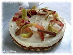 Omena-vaniljaviettelys | Kinuskikissa - Suomen suosituin leivontayhteisö