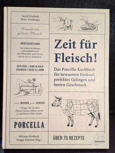 Zeit für Fleisch! Mit gutem Gewissen Fleisch essen. Foodblogger, Bullet Journal, Moritz, Products, Art, Running Away, Kochen, Authors, Gadget