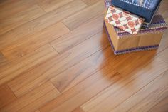 Teak flooring anyone? You'll find that teak is resistant to and is