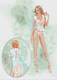 Victoria's Secret Fashion Show 2014  Fairy Tale draw