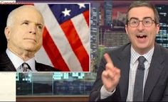 John Oliver - McCain Stopped Obamacare Repeal