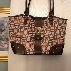 Etienne Aigner handbag-on hold Large, roomy, beautiful bag Etienne Aigner Bags Satchels