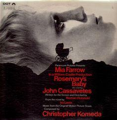 LP:Christopher Komeda,Rosemary's Baby (Soundtrack) (DOT)