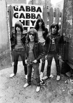 The Ramones released Rocket To Russia in 1977.