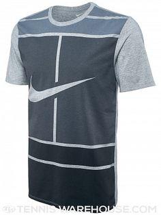 best cheap f4709 023e6 Nike Men s Spring Court T-Shirt