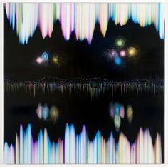 "Shane McAdams - ""Synthetic Landscape 65 (Fireworks)"""