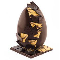 L'œuf de Pâques en chocolat dans tous ses états