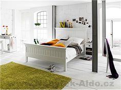 Rustikální ložnice z mahagonu