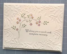 TSC0808 Get Well by Marleygo - Cards and Paper Crafts at Splitcoaststampers