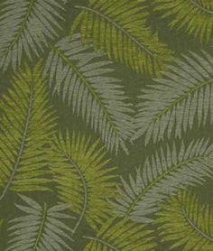 Robert Allen @ Home Tropic Breeze Aloe Fabric - $32.5 | onlinefabricstore.net