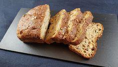 Krysy v Kuchyni: Bezlepkový KetoChléb Keto, Banana Bread, Smoothie, Low Carb, Gluten Free, Recipes, Food, Fitness, Glutenfree